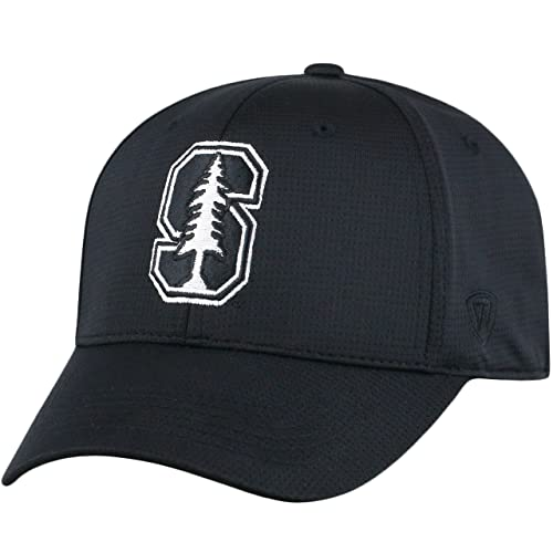 timeless design 826f9 1dc32 Top of the World Stanford Cardinal Official NCAA One Fit Parallax Hat 089256