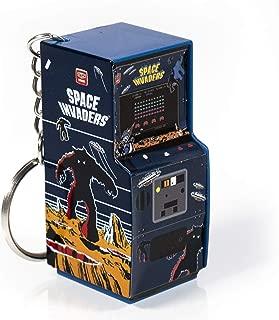 Paladone Space Invaders Retro Arcade Machine 3D Key Ring
