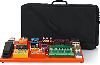 Gator Cases Aluminum Guitar Pedal Board with Carry Bag; Extra Large: 32