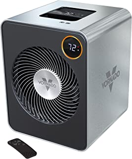 Vornado VMH600 Whole Room Stainless Steel Heater with Auto Climate Control and Remote