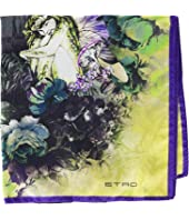 Etro - Fantasia Print Pocket Square
