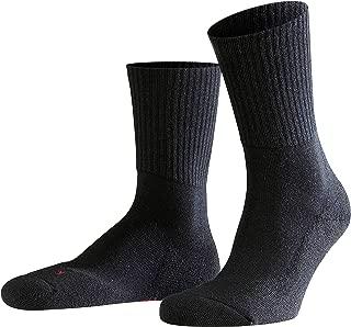FALKE Unisex Walkie Ergo Socks - Virgin Wool Blend, Warm, Plush Sole, US sizes 5 to 13.5