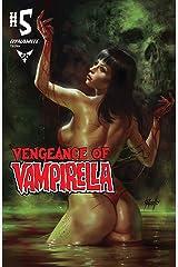 Vengeance of Vampirella #5 Kindle Edition