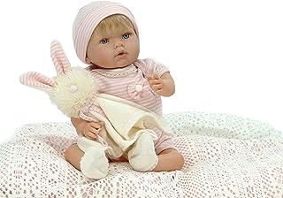 Muñeca Tita con conejito de regalo (R/1000), Preciosa muñ