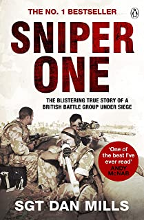 Sniper One: 'The Best I've Ever Read' – Andy McNab