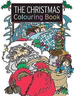 Christmas Colouring Book (Search Press Colouring Books)