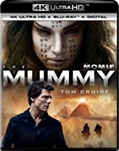 The Mummy (2017) [4K Ultra HD + Blu-Ray + Digital HD] (Sous-titres français)
