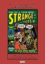 Atlas Era Strange Tales Masterworks Vol. 1 (Strange Tales (1951-1968))