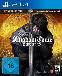 Kingdom Come Deliverance. Special Edition (PlayStation PS4)