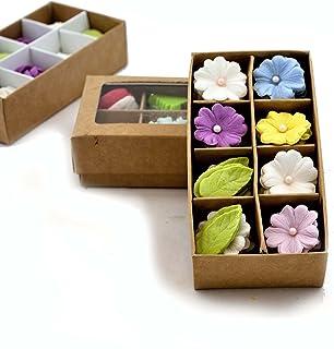 Noah Bakery Flores de azúcar Set Decoraciones Hecho a Mano