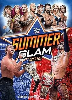 WWE: SummerSlam 2016 (DVD)
