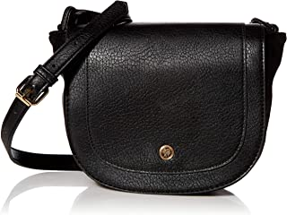 Roxy On My Way Vegan Leather Crossbody Bag