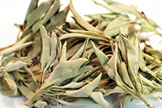 EarthWise White Sage Leaves - Organic - 1 Pound - by Aromatics