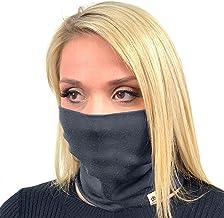 Bush Edge 100% Merino Wool Neck Gaiter Warmer