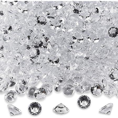 2000-piece 14 ct Gemstone Tiny Diamonds Table Confetti
