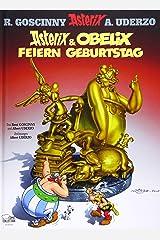 Asterix in German: Asterix 50 ハードカバー