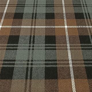 iLuv 16oz Fabric Material Lamont Weathered Tartan Heavy Weight 1 Metre