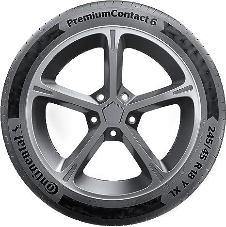 Continental Premiumcontact 6 Xl Fr 215 50r17 95y Sommerreifen Auto