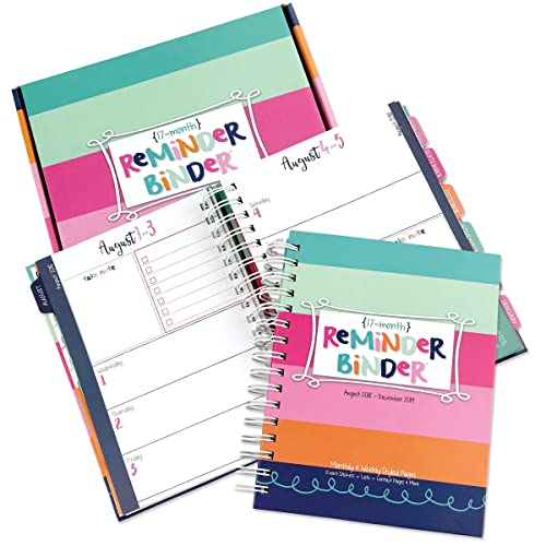 6 Ring Binder Camouflage Planner Organizer Folder W Time Management Pages Office