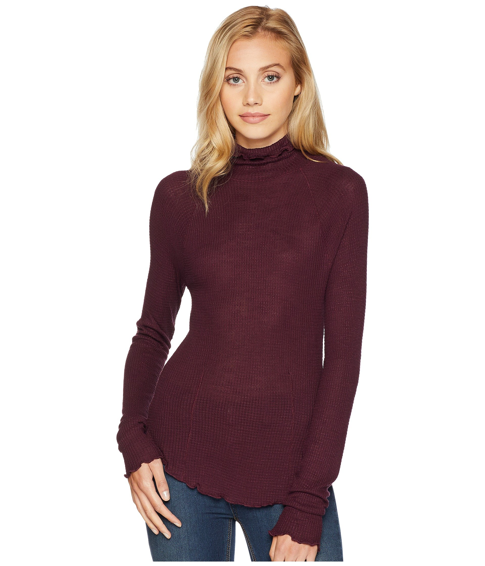 Free Plum Make It Easy People Thermal RwR0qUx