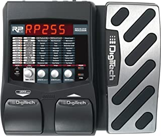 DigiTech RP255 Modeling Guitar Processor and USB Recording Interface