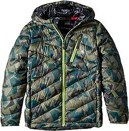 Spyder Kids - Dolomite Hoodie Synthetic Down Jacket (Big Kids)