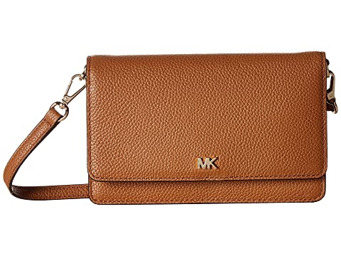 c2ccc187e384f4 MICHAEL Michael Kors Phone Crossbody at Zappos.com