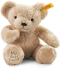 Steiff My First Teddy Bear Plush, Beige