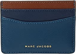 Marc Jacobs - Saffiano Color Blocked Card Case