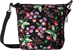Vera Bradley Carson Mini Hobo Crossbody