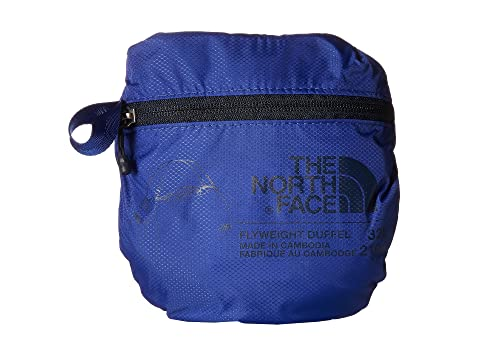 Peso Duffel Navy Urban Blue Face mosca Packable The North Brit 6xTHtWq