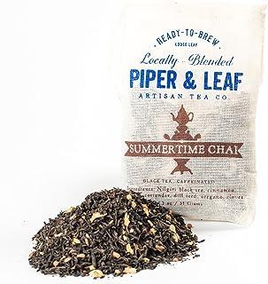 Summertime Chai Loose Leaf Black Tea