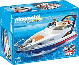 Playmobil Luxury Yacht Building Set