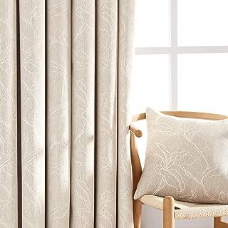 Leaf Curtains for Living Room 84
