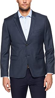 Calvin Klein Men's Dobby Suit Jacket