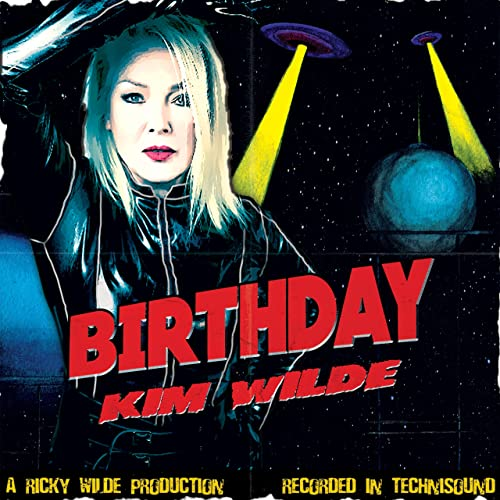 Birthday Radio Edit Von Kim Wilde Bei Amazon Music