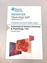 Modified Mastering A&p with Pearson Etext -- Standalone Access Card -- For Essentials of Human Anatomy & Physiology