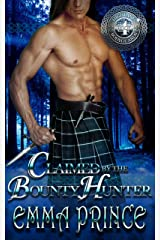 Claimed by the Bounty Hunter (Highland Bodyguards, Book 4) Kindle Edition