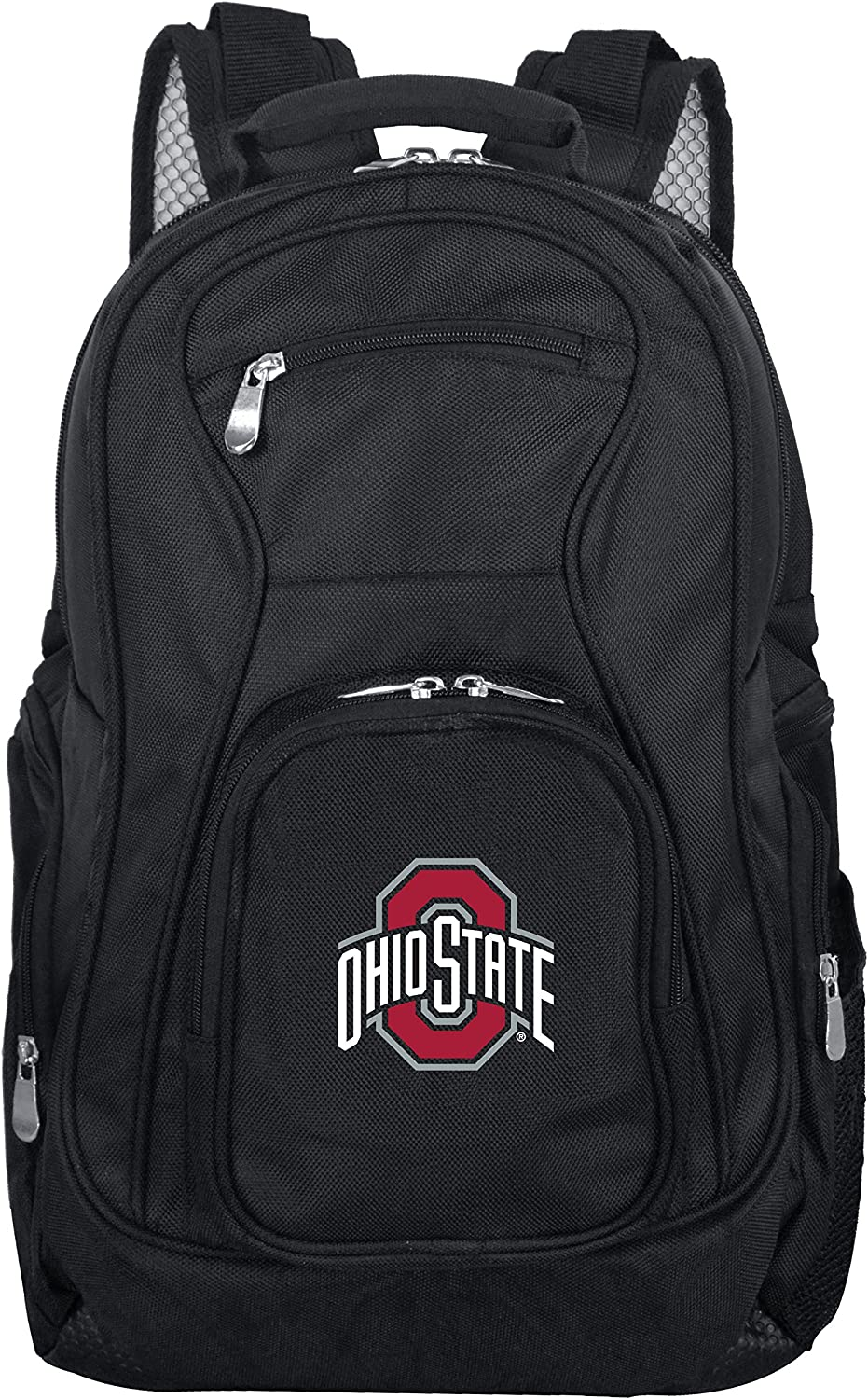 NCAA Laptop Backpack Classic Black 19-inches SALENEW very popular!