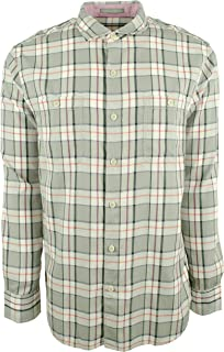 Tommy Bahama Men's Harbor Herringbone Long Sleeve Button Down Shirt