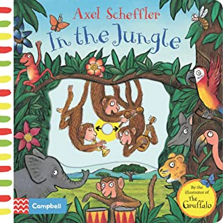 In the Jungle: A Push, Pull, Slide Book