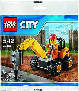 LEGO City Demolition Driller 30312