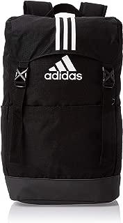 adidas Unisex-Adult Backpack, Black/White - CF3290