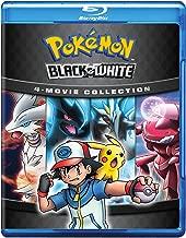 Pokemon Black & White: 4 Movie Collection (Blu-ray)