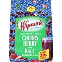 Wyman's Strawberries, Blueberries and Cherries with Kale, 3 lb (Frozen)
