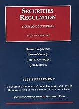 1998 Supplement to Securities Regulation, Cases & Materials