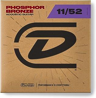 Dunlop Phosphor Bronze Acoustic Guitar Strings Medium Light