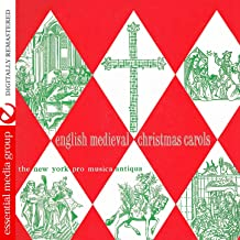 English Medieval Christmas Carols (Digitally Remastered)