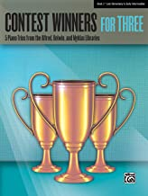 Contest Winners for Three, Bk 2: 5 Piano Trios from the Alfred, Belwin, and Myklas Libraries