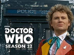 Classic Doctor Who, Season 22